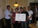 Spende Zugroaste 2009